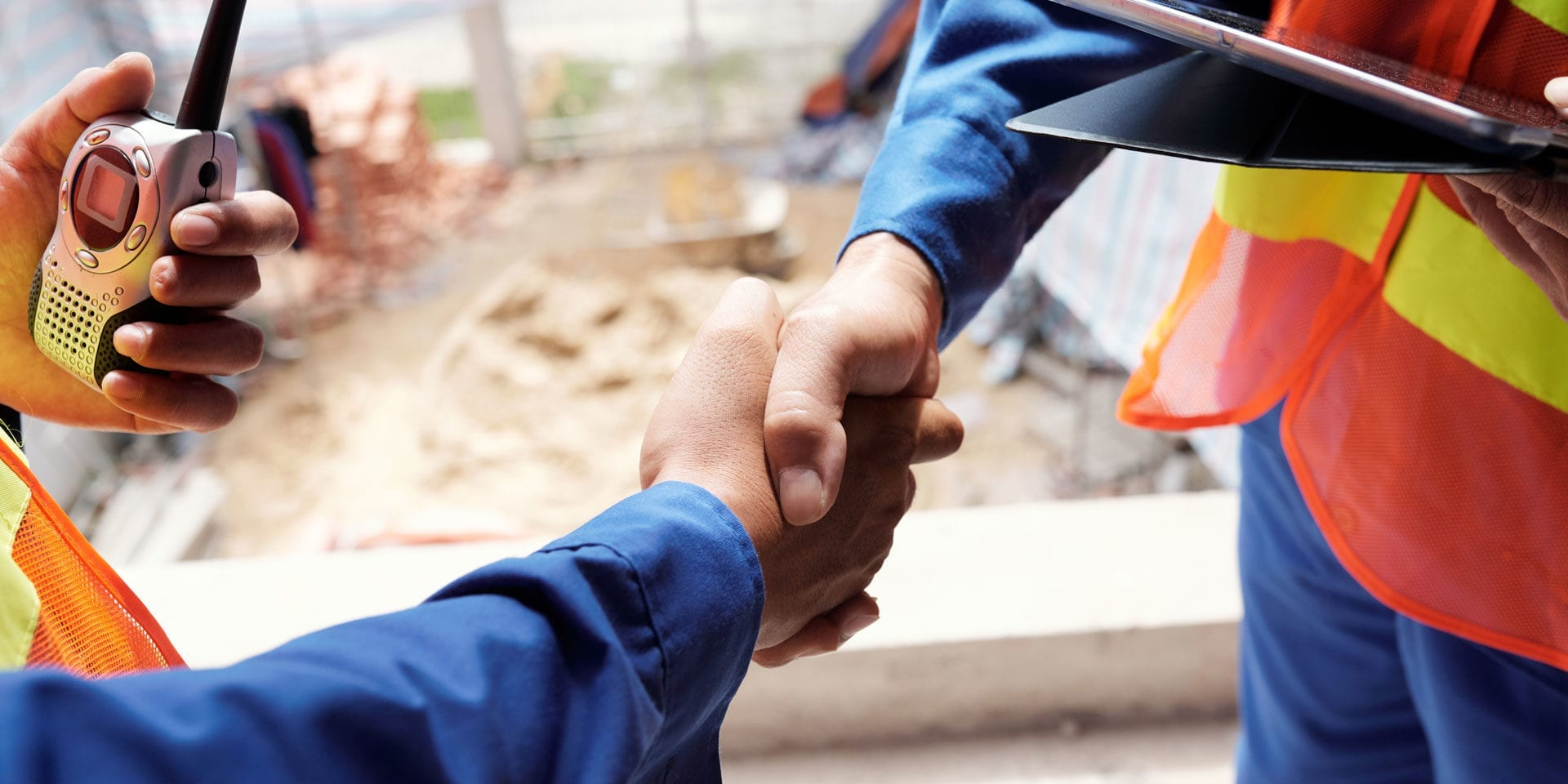 Building Construction Relationships through Recruitment