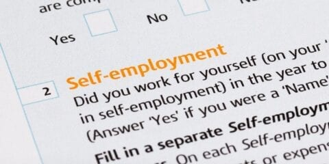 support for self-employed